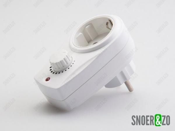 Voorkeur Stekker dimmer - Snoer & Zo WL21