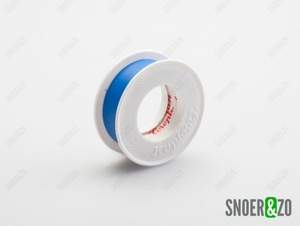 Isolatietape blauw 15mm